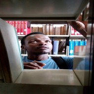 Clifford Bob @ The Kenyatta University Post Modern Library