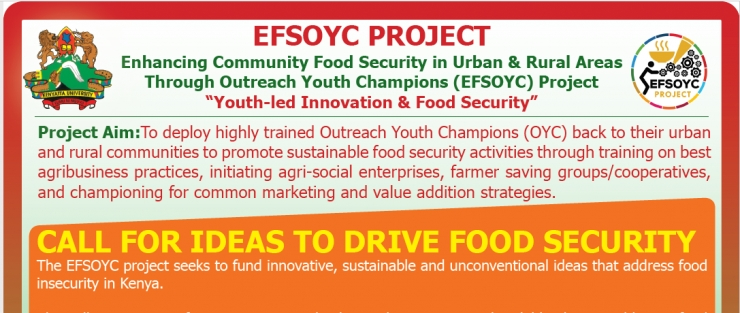 EFSOYC PROJECT: APPLICATIONS GOING ON